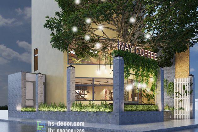 May Coffee Thủ Đức