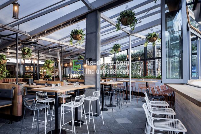 Cafe công nghiệp