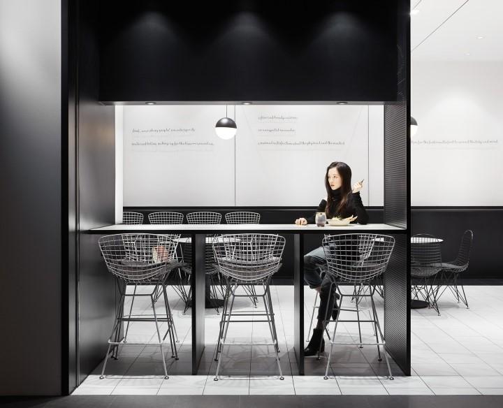 Cafe Đen Trắng