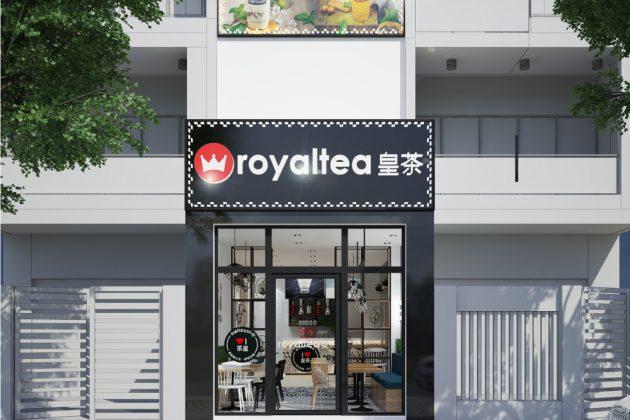 Royaltea quận 8