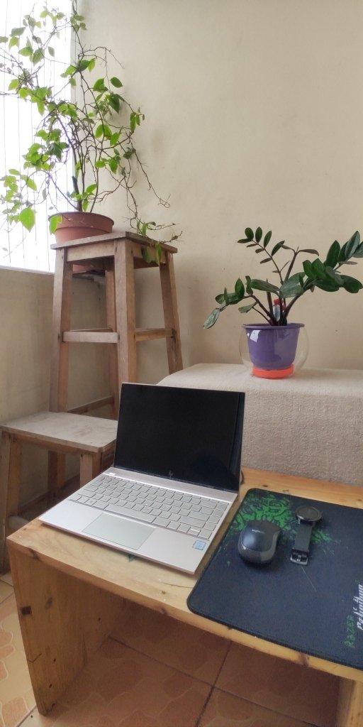 Không gian làm việc nhà