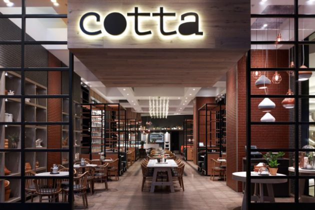 Mẫu thiết kế quán Cafe Cotta siêu đẹp và Ấn tượng