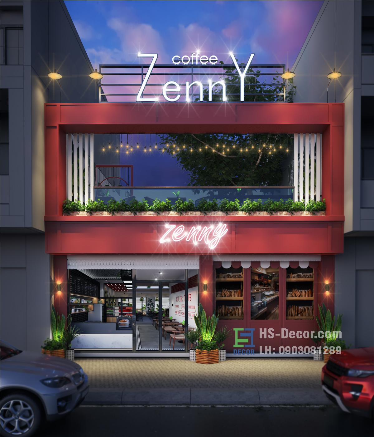 Zenny Coffee